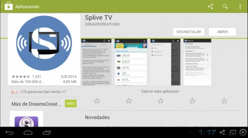 Splive Player para PC