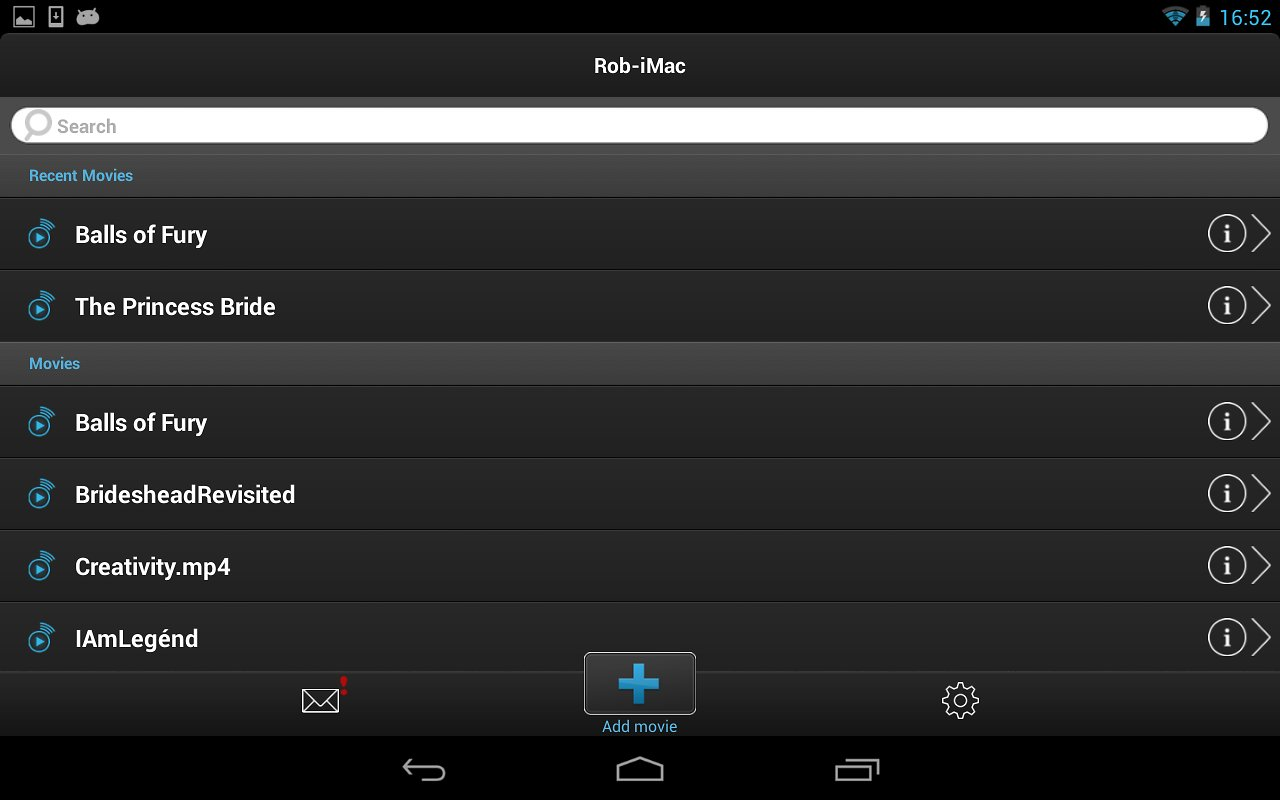 Splive Player para iPad