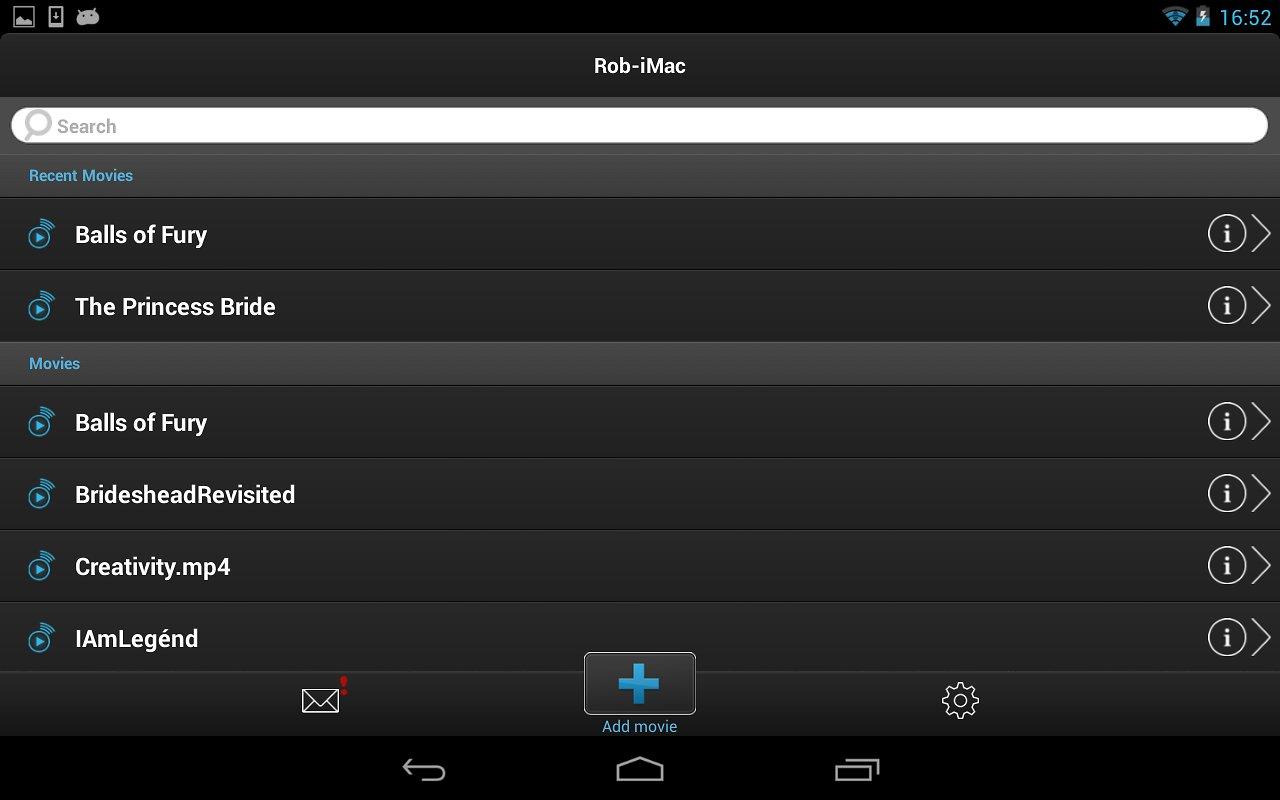 Splive Player para iPad
